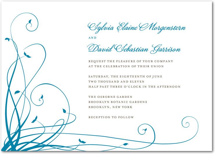 Wedding Invitation Cards - Cherish Moments